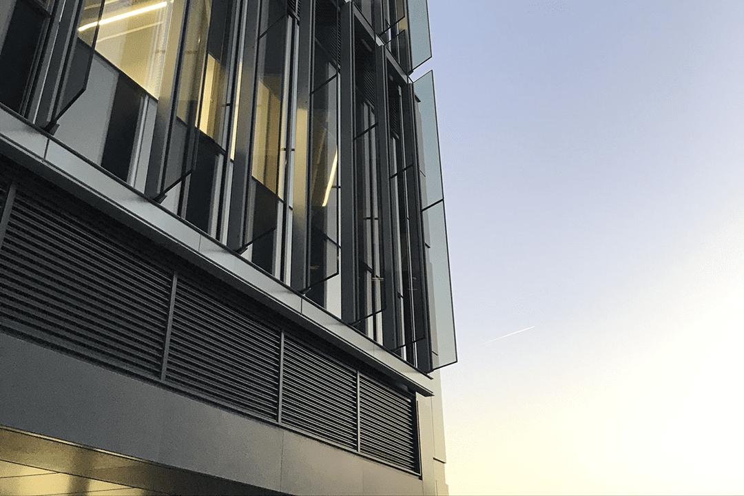 University of Cambridge, Civil Engineering Building